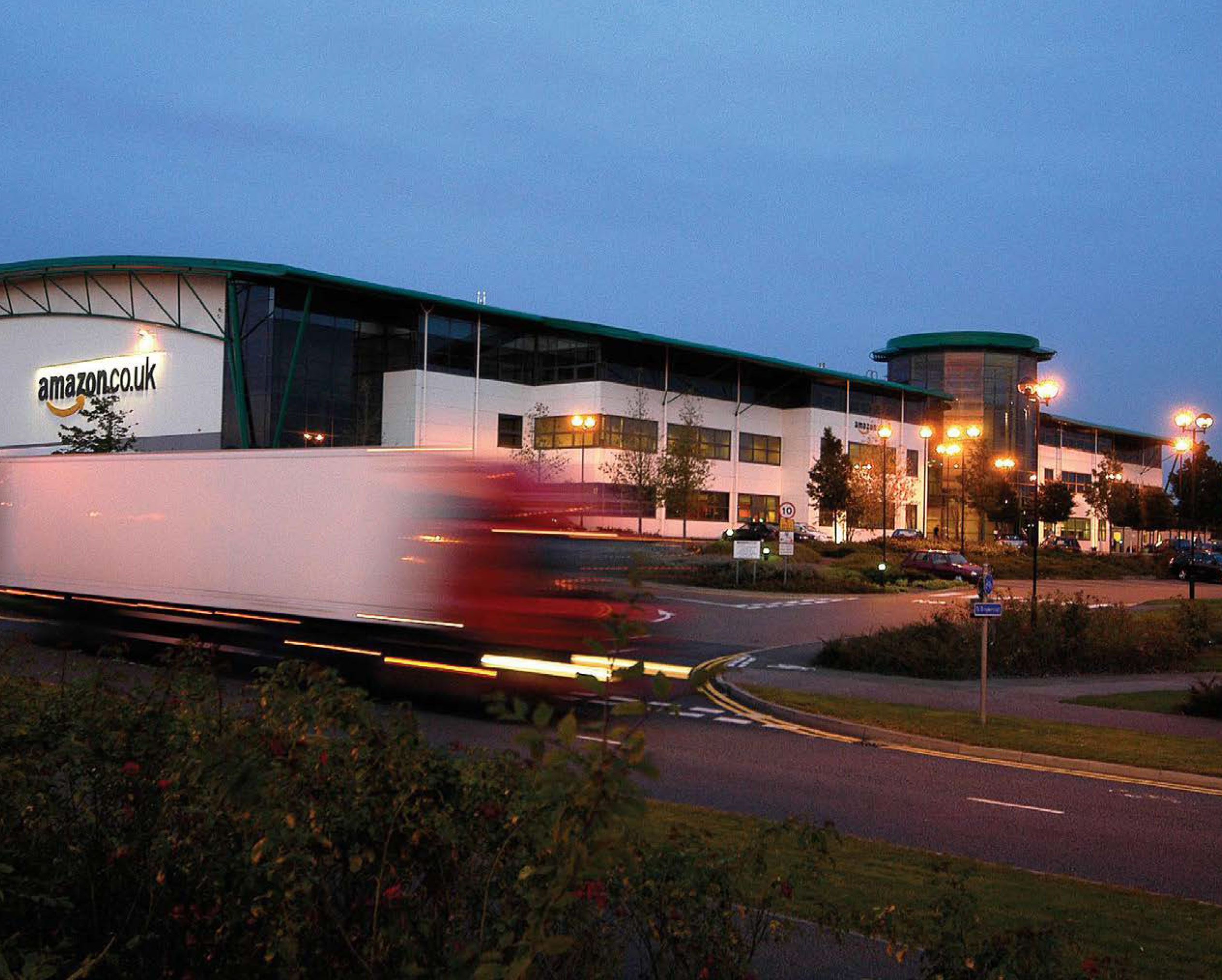 Prologis Park Marston Gate, United Kingdom