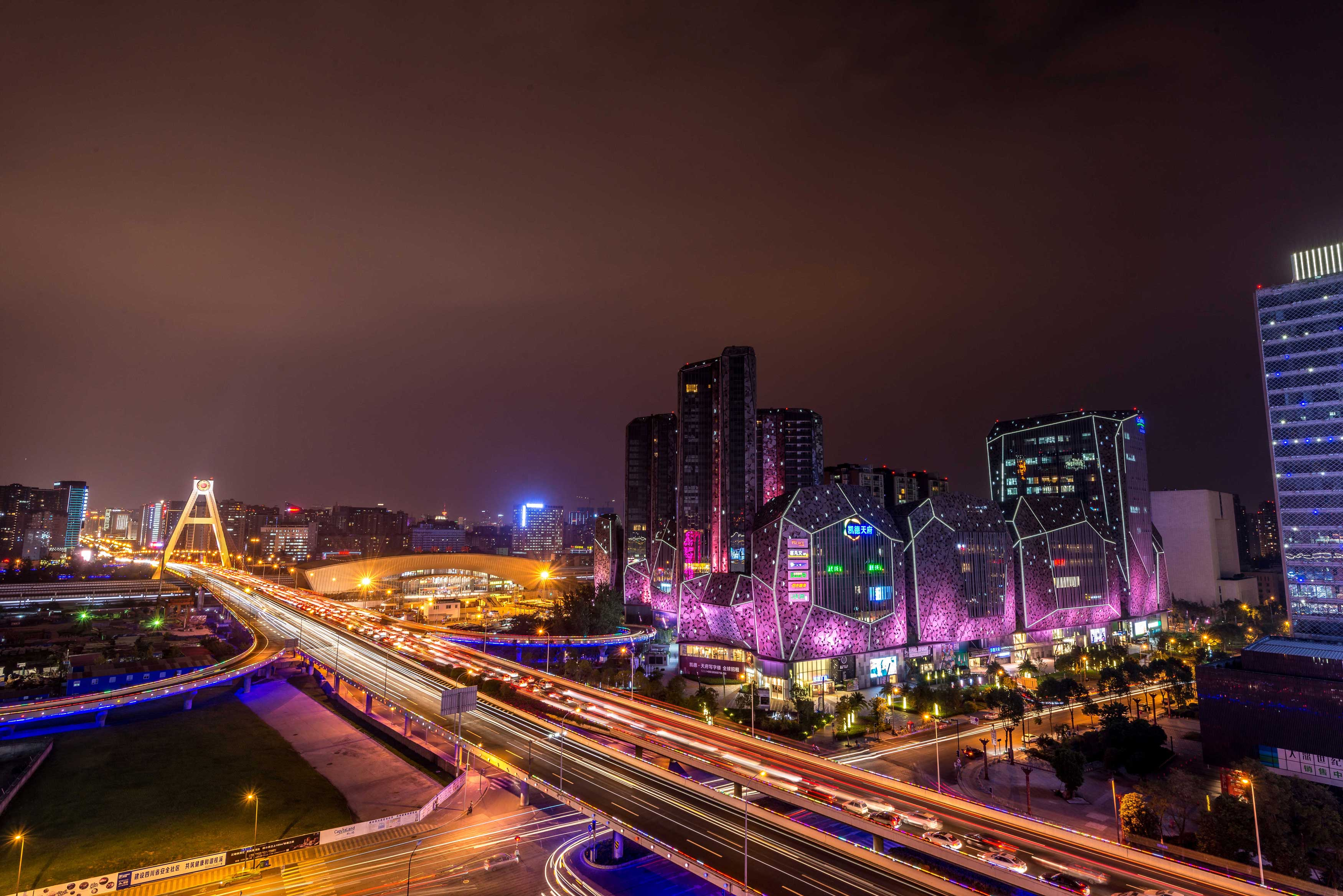 Industrial Logistics Warehouse - Chengdu, CHN | Prologis