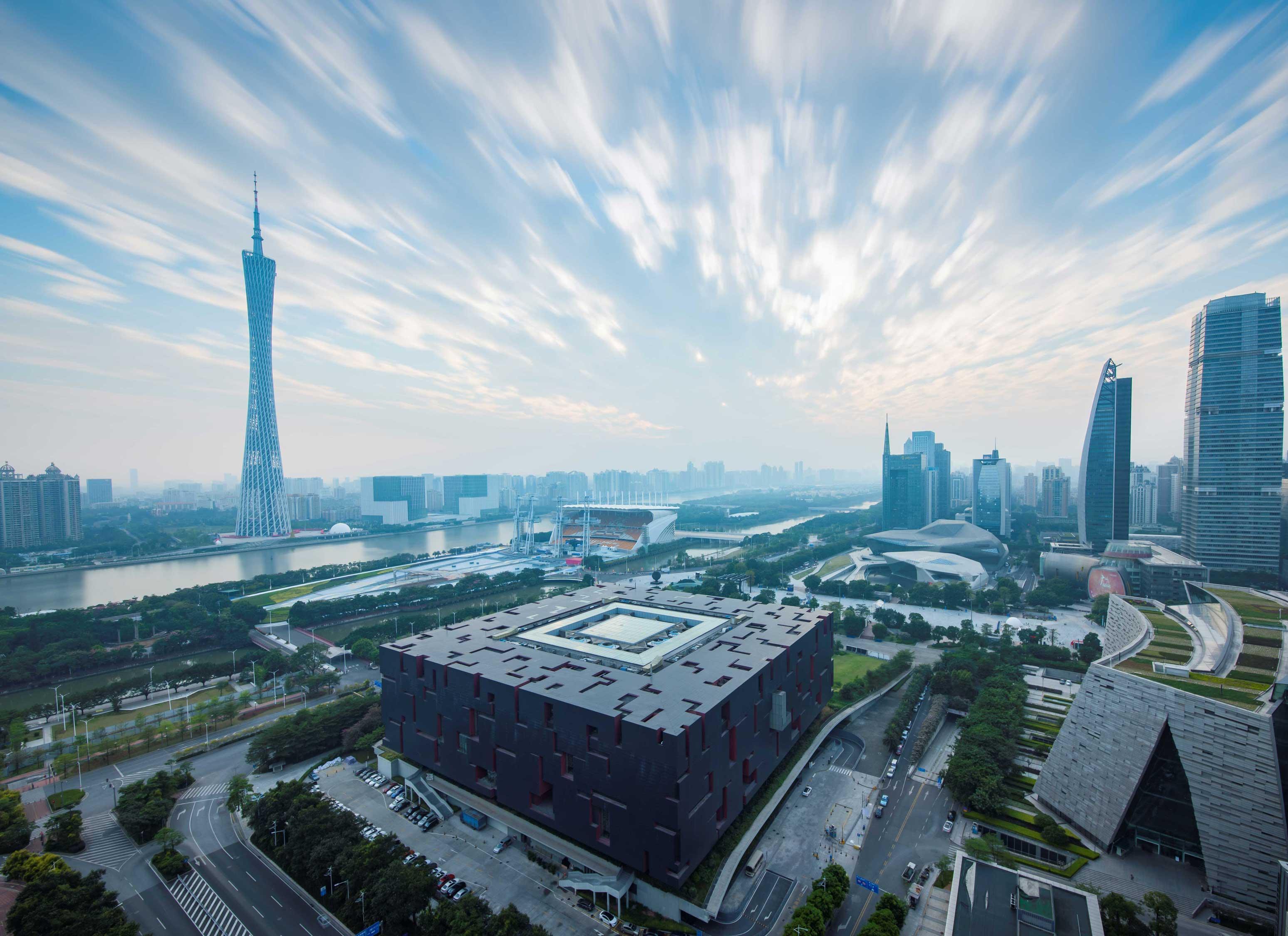 Industrial Logistics Warehouse - Guangzhou, CHN | Prologis