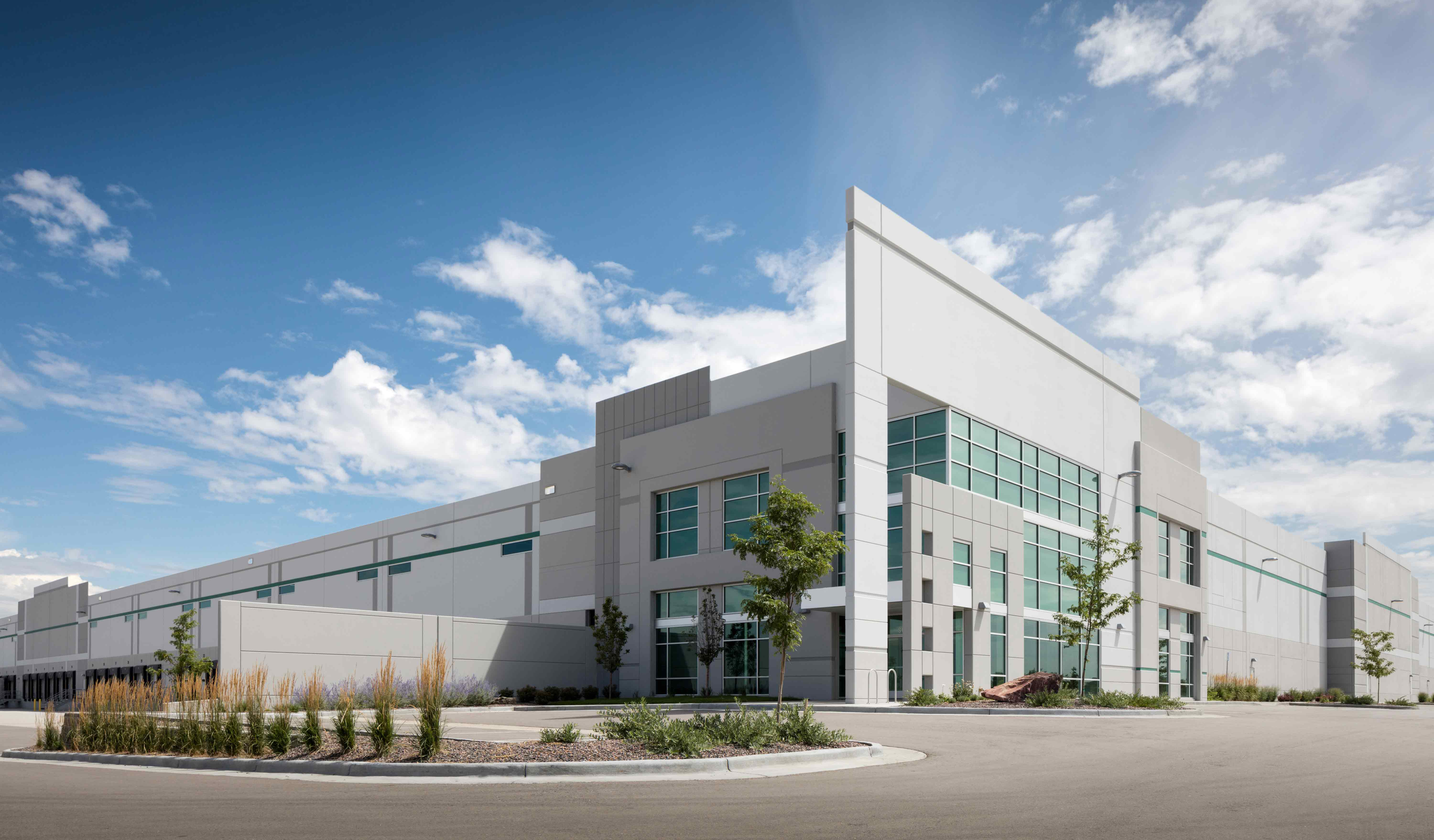 Building colorados first leed certified industrial facility building colorados first leed certified industrial facility prologis xflitez Images