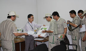 Prologis China Promotes Road Safety