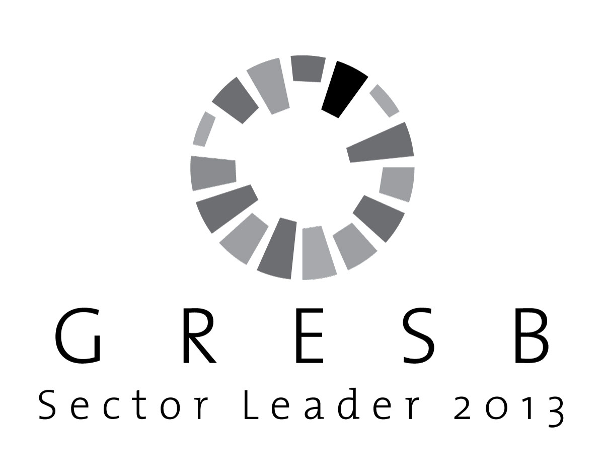GRESB Sector Leader 2013