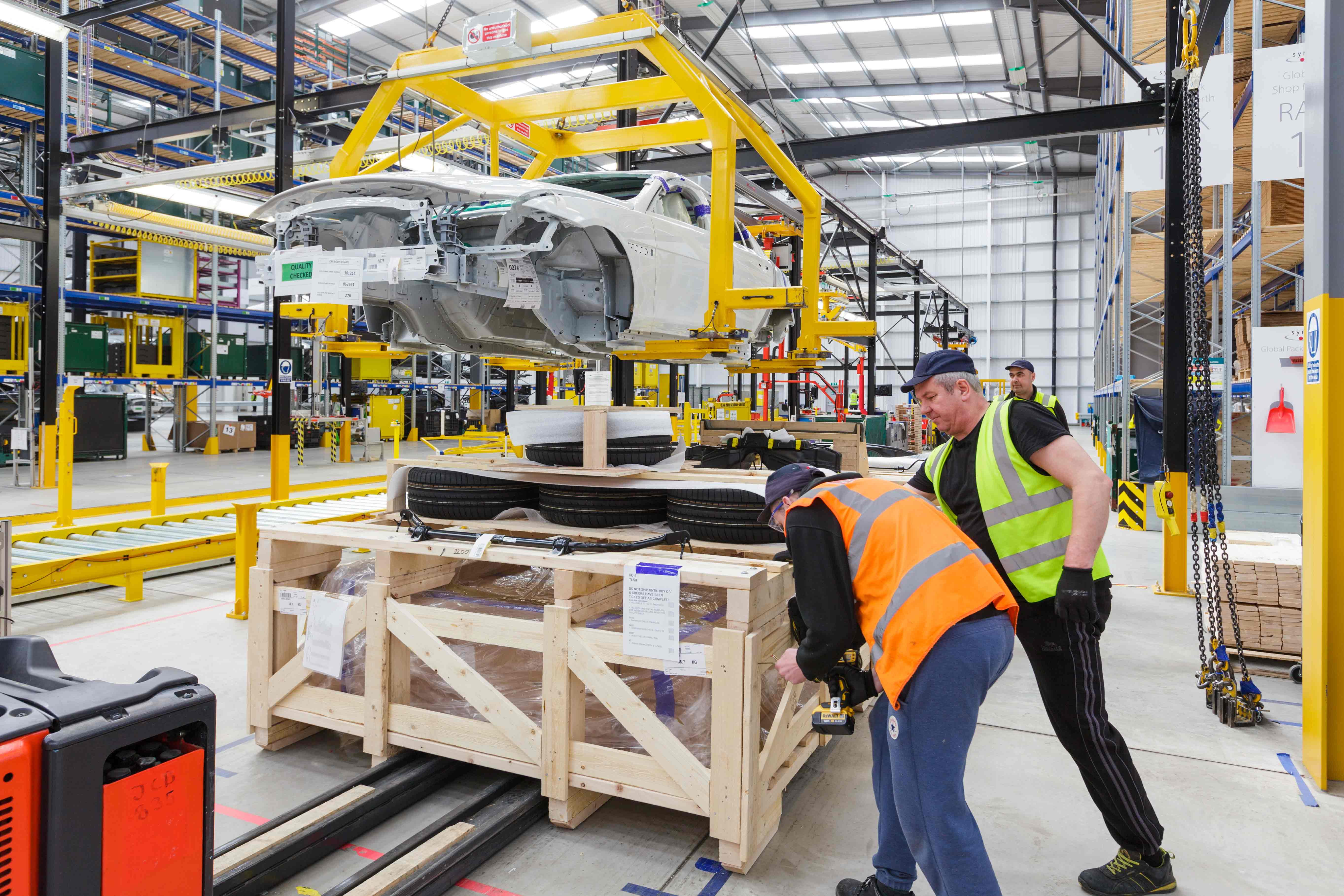 Improved Sentiment and Continued Demand Growth | Prologis
