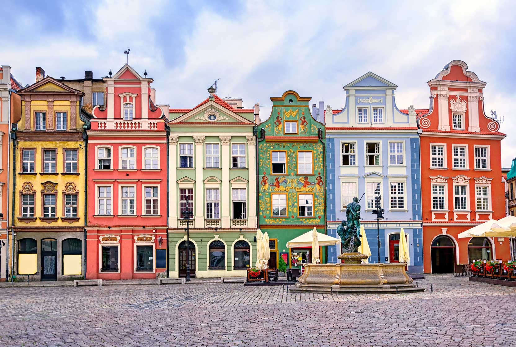 Poznań Gateway To Eastern Europe Prologis