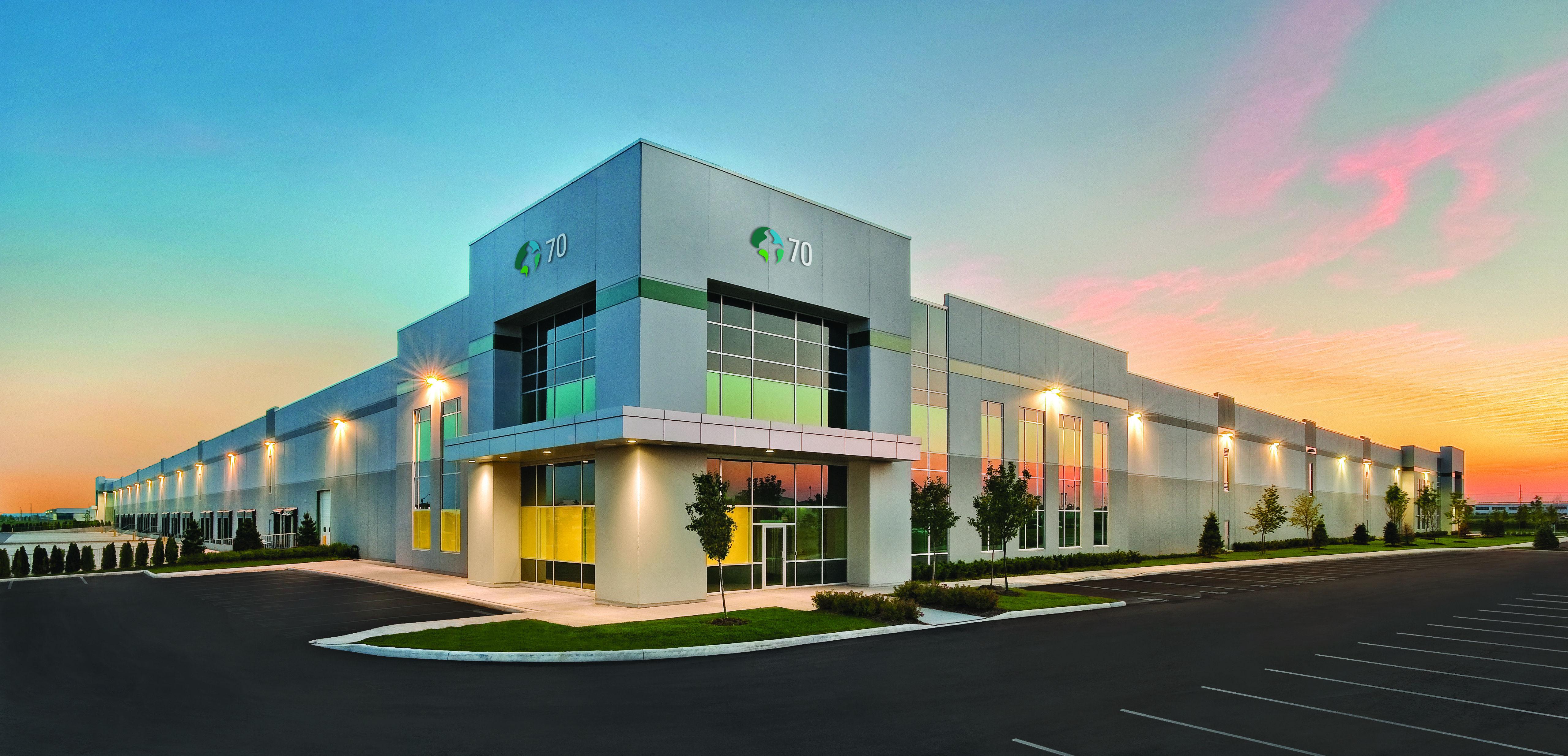 Leed certified warehouse prologis xflitez Choice Image