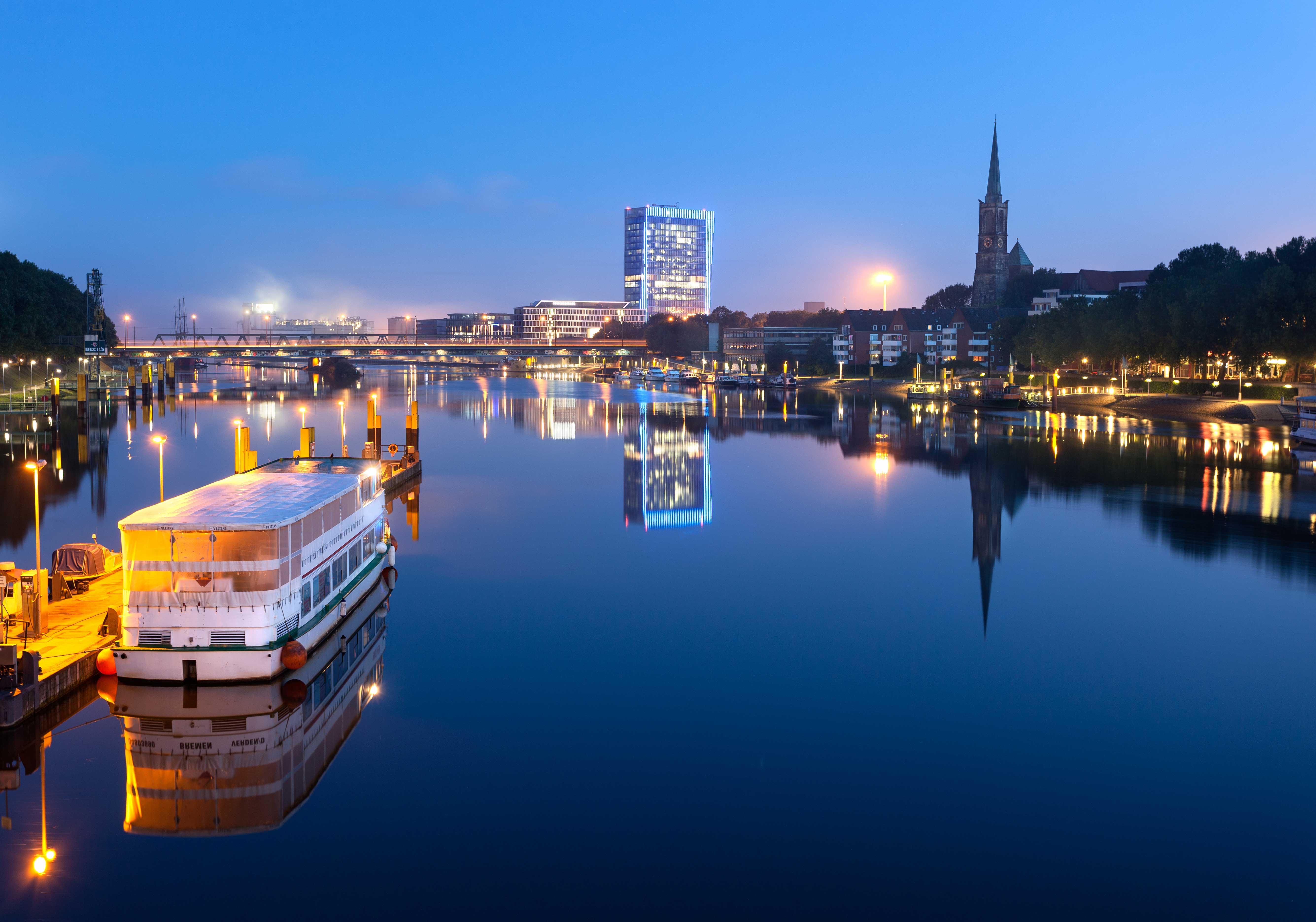 Bremen Metropolis Of Northwest Germany Prologis