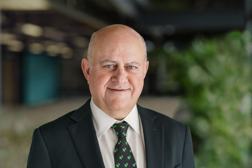 Image of Prologis CEO Hamid Moghadam