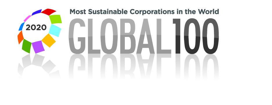 Global 100 Logo 2020