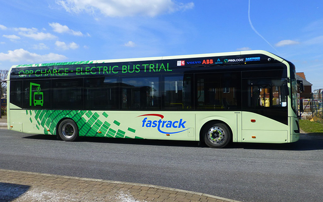 Fastrack Bus