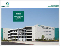 Prologis 2012 CR Report